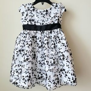 Girls size 3t dress